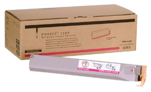 Xerox 016-1978-00 Compatible Toner Cartridges for Phaser 7300 Color Printers ()