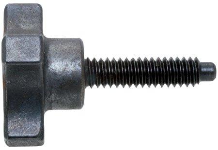 1//4-20 x 1 1//2 Inch thd. Northwestern Tools Inc KA-202 Studded Steel Four-Lobe Knob 1 1//8 Inch Span