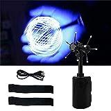 DDCDZ Luminous Spiral Pill Electric Toy, Spiral