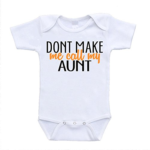 My Aunt Loves Me Onesie - 8