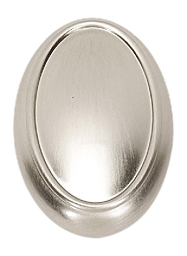 "Alno A1560-SN Classic Traditional Knobs, 1-1/2"", Satin Nickel"