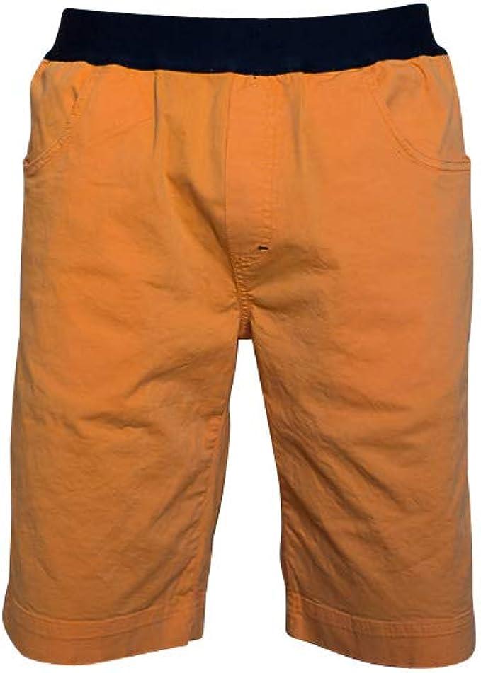 Café Kraft Pantalones cortos de escalada para hombre