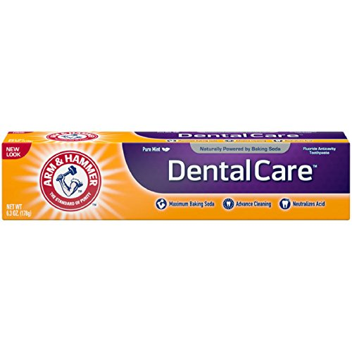Arm & Hammer Dental Care - Arm & Hammer Dental Care Advance Cleaning Maximum Baking Soda Toothpaste Mint - 6.3 oz