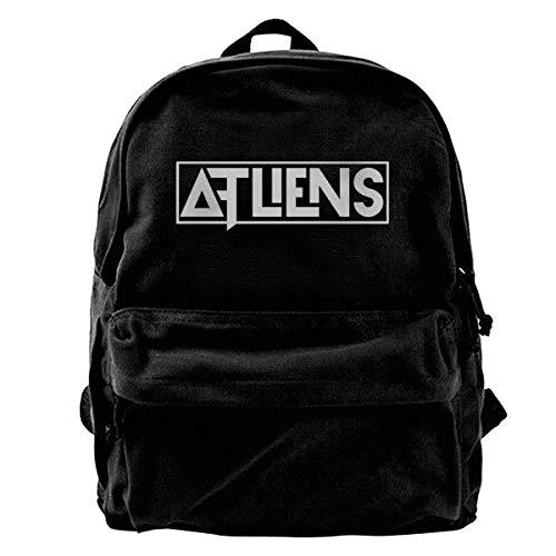 Outkast ATLiens Student Backpack Canvas School Backpack Durable Travel Laptop Backpack School Bag Rucksack for - Travel Bag Cta