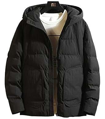 X-Future Men Winter Hooded Lightweight Windbreaker