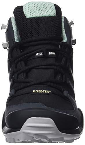 Basses negbas 000 Noir R2 vercen W Adidas Mid Chaussures Gtx Terrex negbas Swift Femme De Randonne UOwTzC