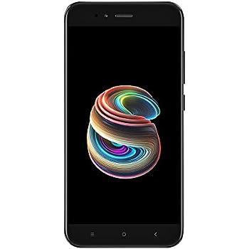 Smartphone Xiaomi Mi A1 64GB color Negro. Desbloqueado