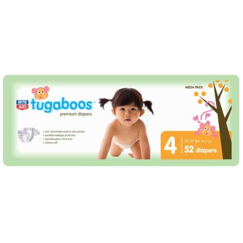A container of tugaboos from rite Aid.