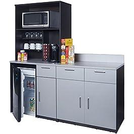 Coffee Kitchen Lunch Break Room Cabinets Model 425...