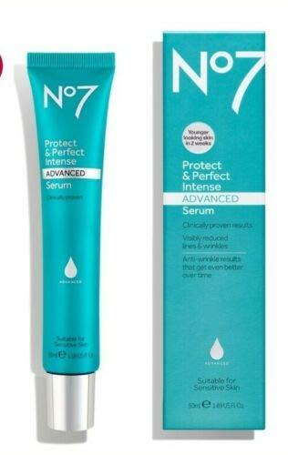 No7 Protect And Perfect Intense Advanced Serum 50Ml - via No. 7
