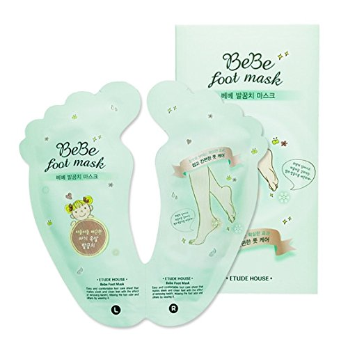 Etude House - Bebe Foot Mask - Special foot masks 8806165955696