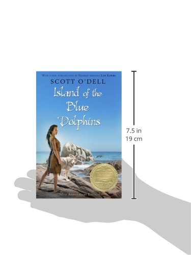 Island Of The Blue Dolphins (Turtleback School & Library Binding Edition)