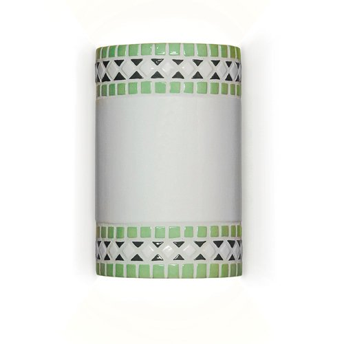 BORDERS WALL SCONCE - MINT By A19 by A19