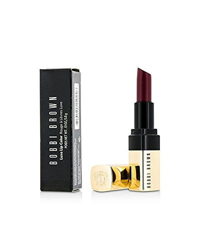 Bobbi Brown Luxe Lip Color No. 18 Hibiscus for Women, 0.13 Ounce, Red
