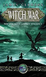 Wit'ch War: The Banned and the Banished Book Three