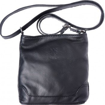 Black Soft Italian Leather - 9