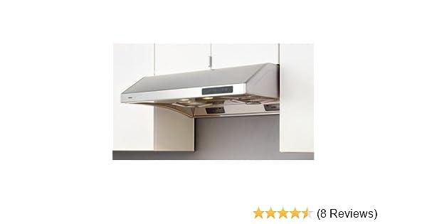 amazon com essential hurricane 36 695 cfm under cabinet range hood rh amazon com