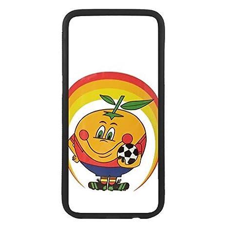 Funda carcasa para móvil naranjito mundial españa 82 ...
