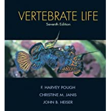 Vertebrate Life (7th Edition)