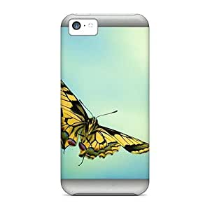 Bumper Hard For SamSung Galaxy S5 Phone Case Cover (wnA15897DQKD) Allow Personal Design High Resolution Butterfly Series