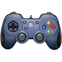 Logitech Gamepad F310 Controller For PC - Blue