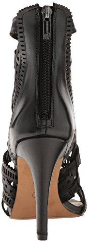 Sandal Jessica Women's Heeled Simpson Black Elisbette zzI7q