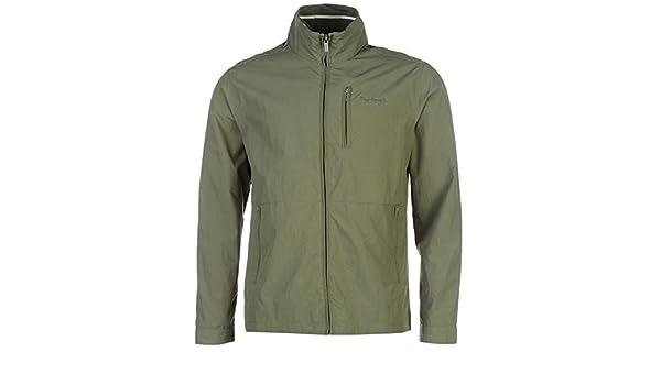 Pierre Cardin chaqueta impermeable para mujer para hombre color caqui chaquetas abrigos Outerwear, caqui, large: Amazon.es: Deportes y aire libre