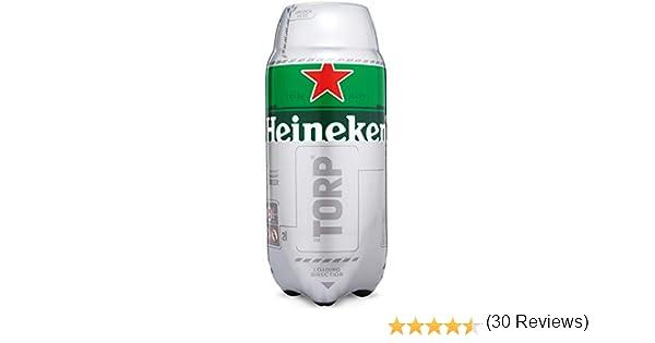 Heineken Torp Cerveza - 2 L: Amazon.es: Alimentación y bebidas