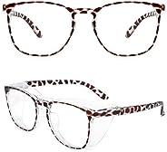 Alsenor Safety Glasses Anti Fog Goggles Protective Eyewear Blue Light Blocking Anti Dust UV Protection Glasses