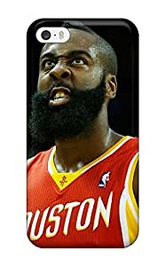 Durable Case For The Iphone 5/5s- Eco-friendly Retail Packaging(houston Rockets Basketball Nba (30) )