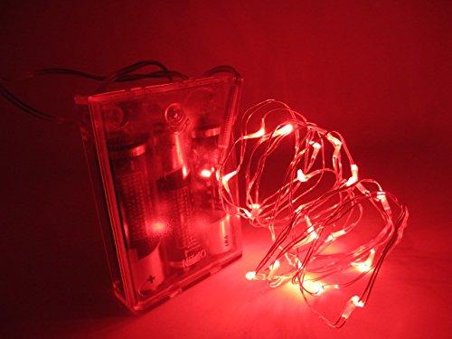 Red Led Darkroom Light