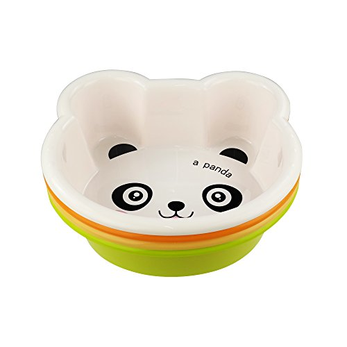 HOMMP Small Basins, for Children with Cute Cartoon Animals, Set of 4 by HOMMP