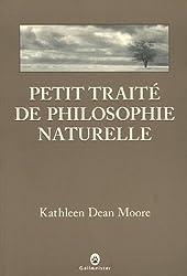 Petit traité de philosophie naturelle (French Edition)
