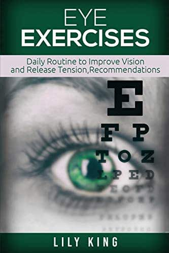 Eye Exercises: Daily Routine to Improve Vision and Release Tension