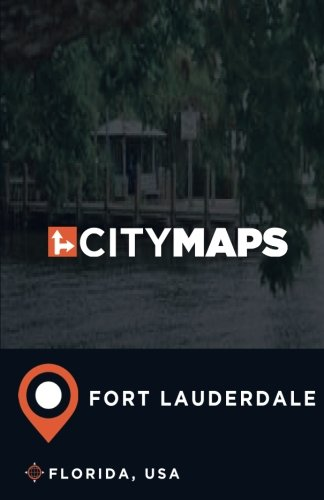 City Maps Fort Lauderdale Florida, USA