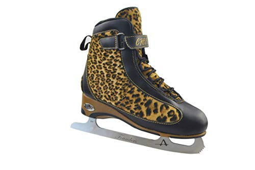 Women's American Soft Boot Cheetah Figure - Figure Soft Skate Boot