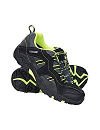 Mountain Warehouse Stampede Kids Walking Shoes -Childrens Summer Shoes