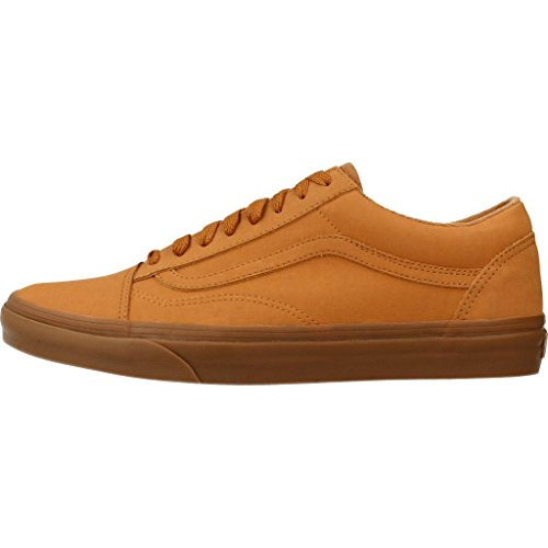Skool Zapatillas Unisex Hueso Adulto Vans U Old Rqxw4WEg