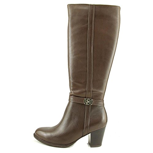 Giani Knee Raiven Brown Boot Bernini High aHqHxrwPY