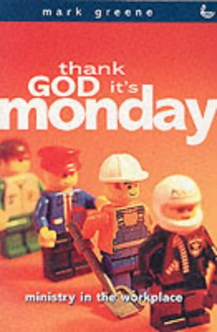 thank god its monday Thank god it's monday - cd  thank god it's monday - cd be the first to review this product sally ogden speaks to teachers and parents about what causes bad .