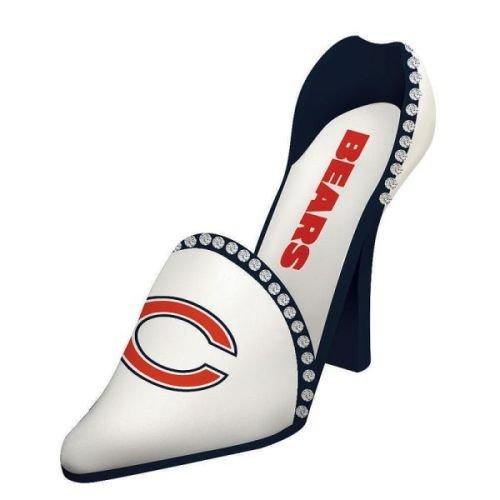 Team Sports America Chicago Bears Wine Shoe Bottle Holder