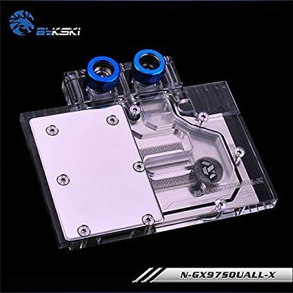 Amazon com: Bykski N-GX97SQUALL-X Liquid Cooling GPU Block Reference