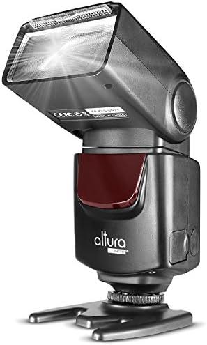 Altura Photo AP-UNV1 DSLR Flash Speedlite دوربین Canon Nikon Sony