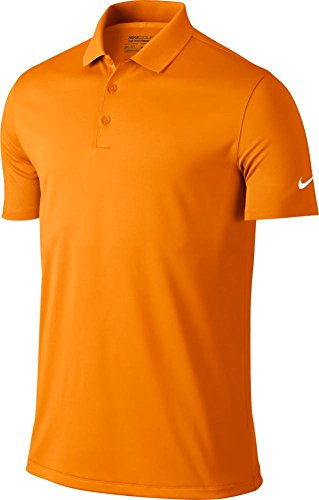 Nike Golf Men's Victory Solid Polo, Bright Ceramic/White, XL ()