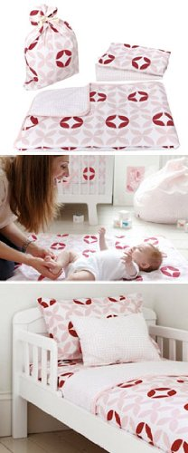 Posey crib bedding set - Ella Crib Bedding Set