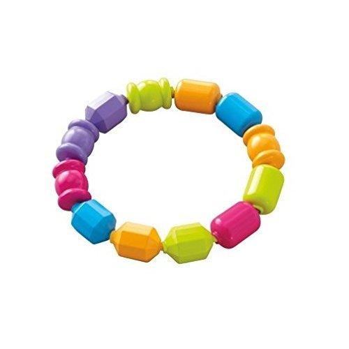 Fisher Price Snap Lock Beads Pastel
