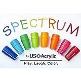 Spectrum Plastic Tumblers