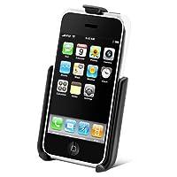 Soporte de plástico Ram Mount para iPhone 3G /3G - Embalaje no comercial - Negro