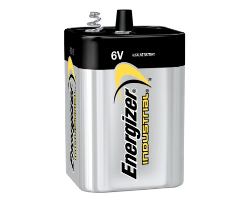 Energizer Industrial Alkaline 6 Volt Battery