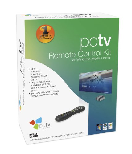 Pinnacle PCTV Remote Kit for Media Center (23064)